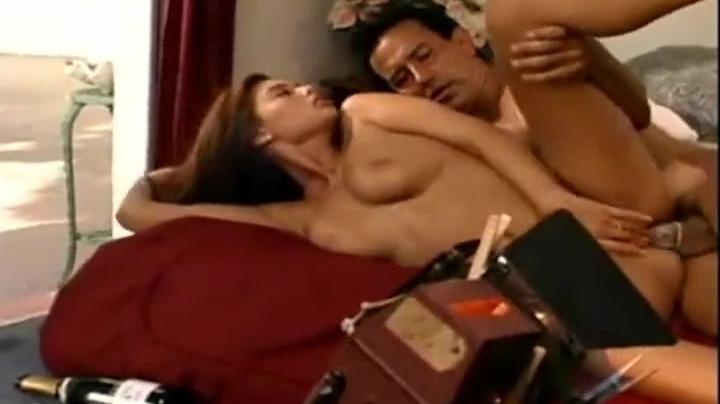 Эксклюзивная порно эротика: старая ретро съемка очередного фильма